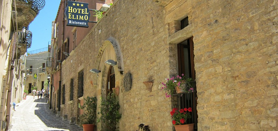 Erice, Elimo *** Hotel