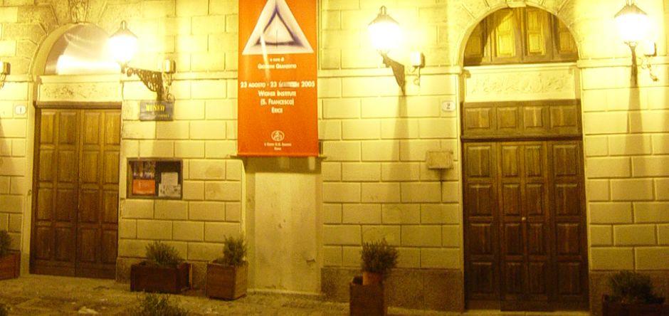 Erice: palazzo municipale