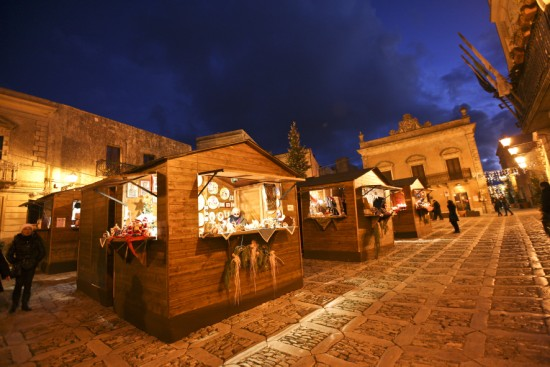 NATALE 2012 AD ERICE: TORNANO I MERCATINI