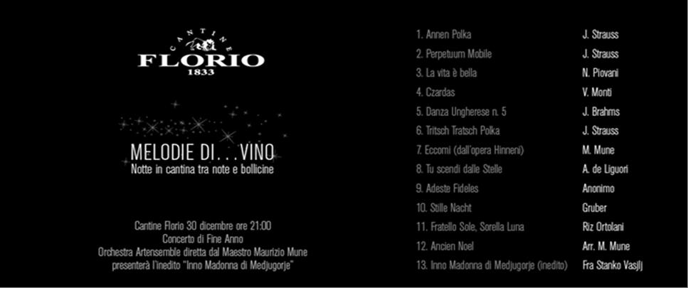 Melodie di…Vino